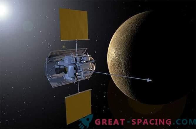 Kosmoseaparaat vaatas elavhõbedast kuuendat varju.