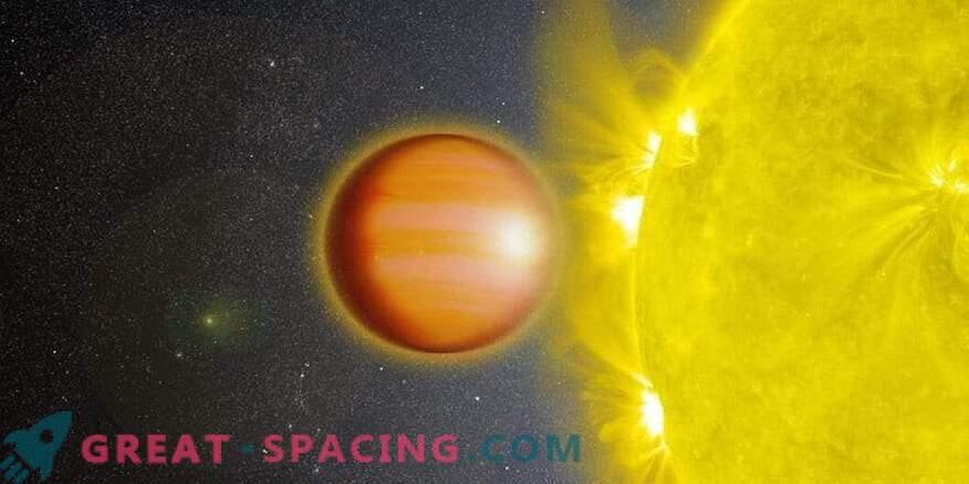 Exoplanetary stratosphere puudub veest.