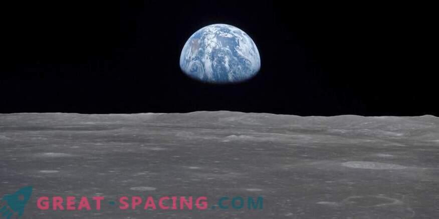 Iidne kuu oli atmosfääris.