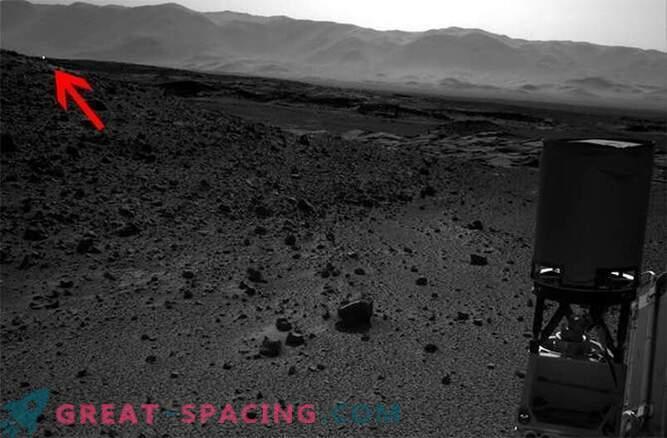 Müstiline valgus Marsil ei pruugi olla nii müstiline
