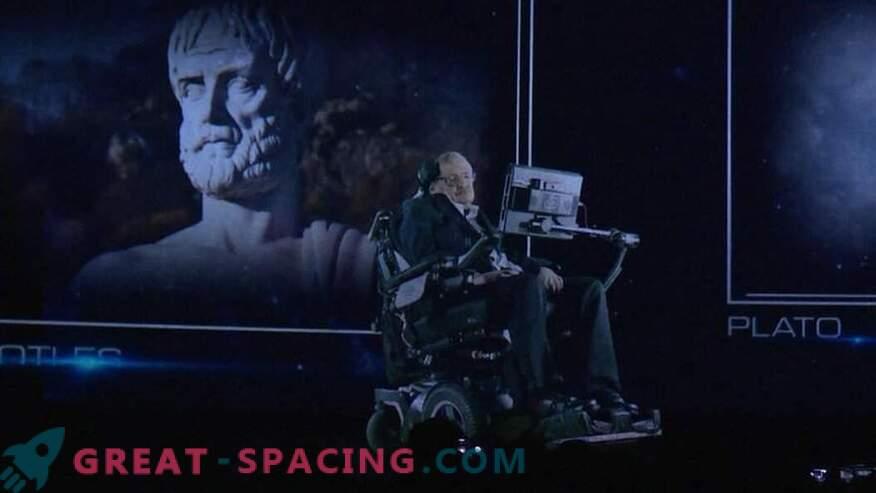 Stephen Hawkingil oli õigus? Tõendid eelmise universumi olemasolu kohta
