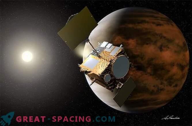Päästetud Jaapani sond sai veel ühe võimaluse uurida Venuse orbiidi.