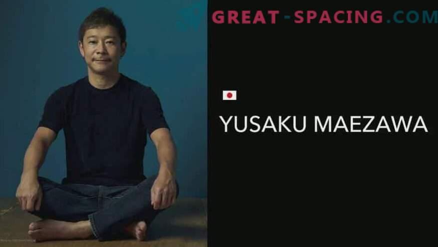 Aastal 2023 läheb kuu aega Jaapani miljardär ja ... kunstnikud! Ilona maskile on ka laos